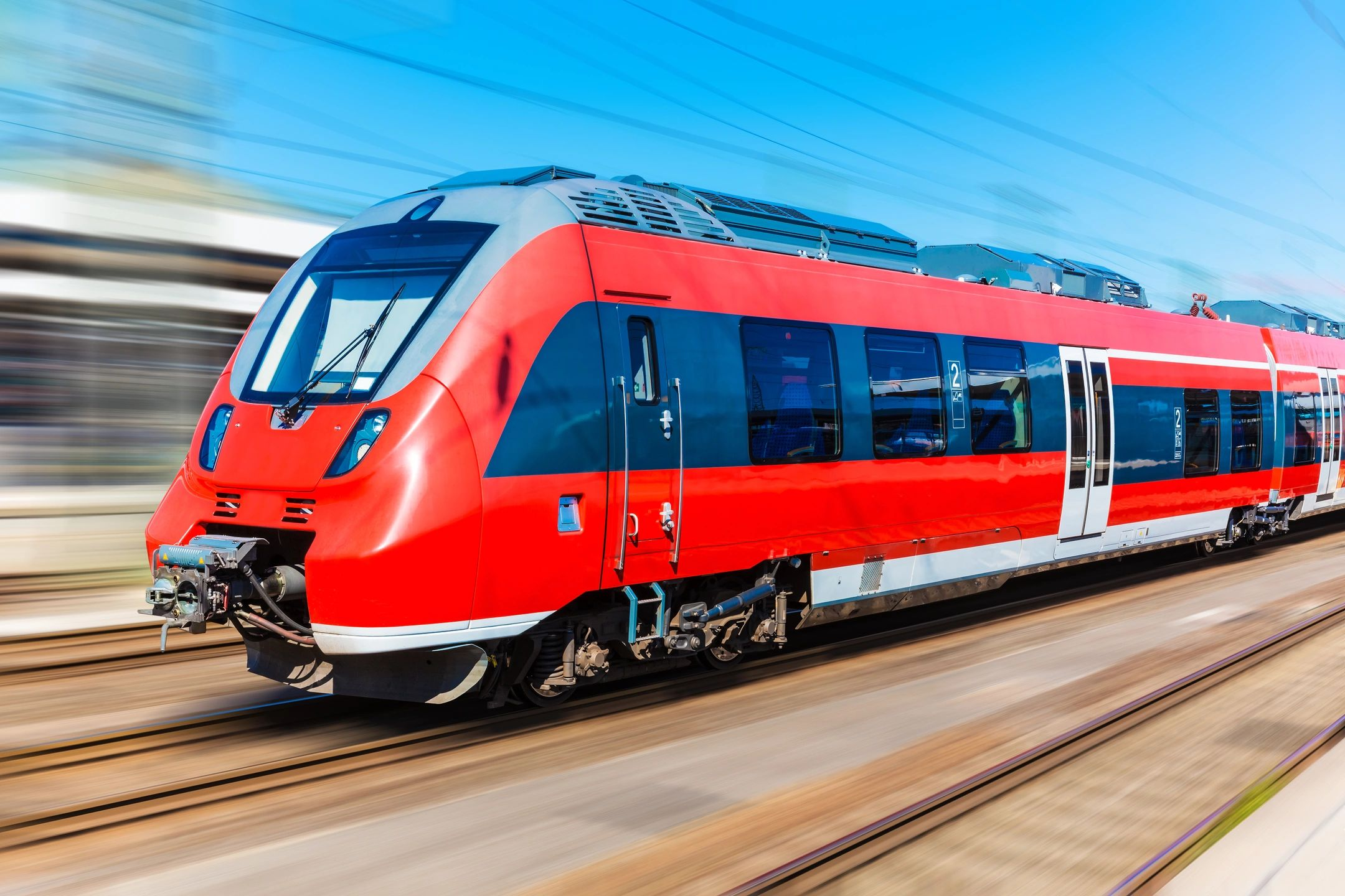 Trains: A Safer Way to Travel