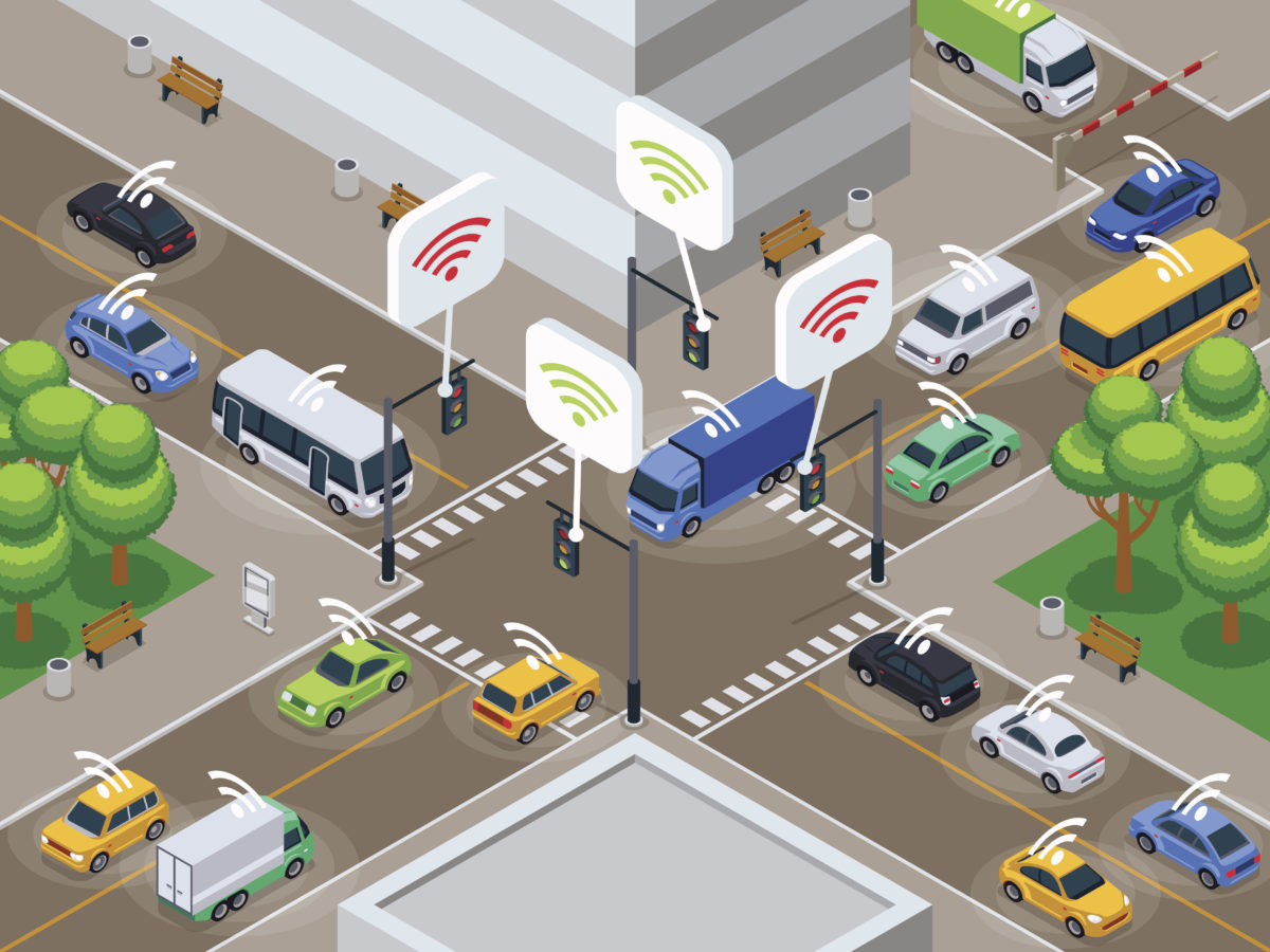LTE Narrowband IoT: What It Can Do for Cities & Utilities